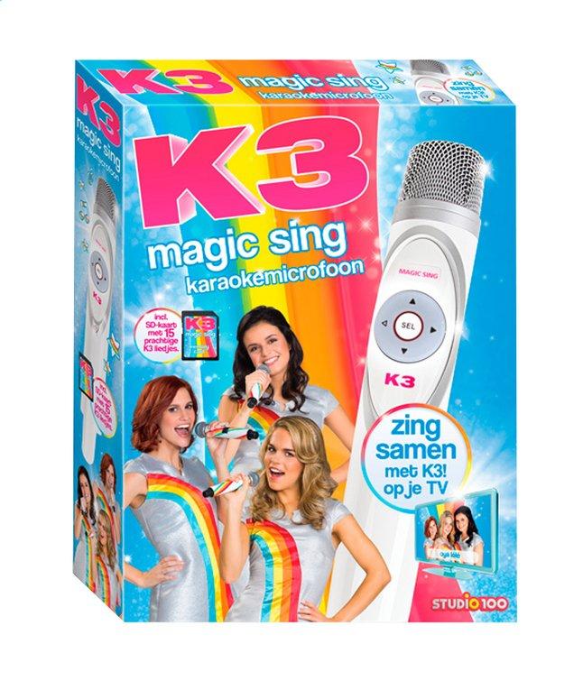 Image pour Micro K3 Magic sing karaokemicrofoon NL à partir de ColliShop