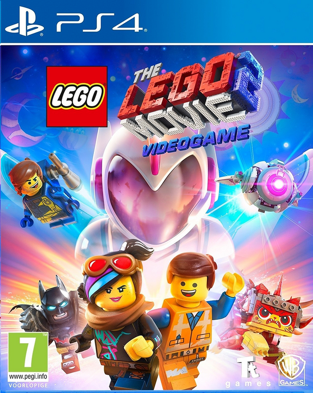 Image pour PS4 The LEGO Movie 2 Videogame FR/ANG à partir de ColliShop