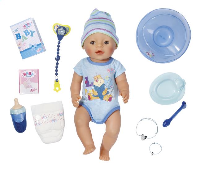 Afbeelding van BABY born interactieve pop Jongen from ColliShop