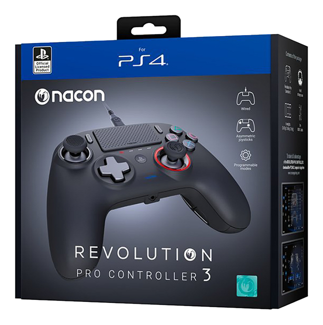 Afbeelding van Nacon Controller PS4 Revolution Pro 3 from ColliShop