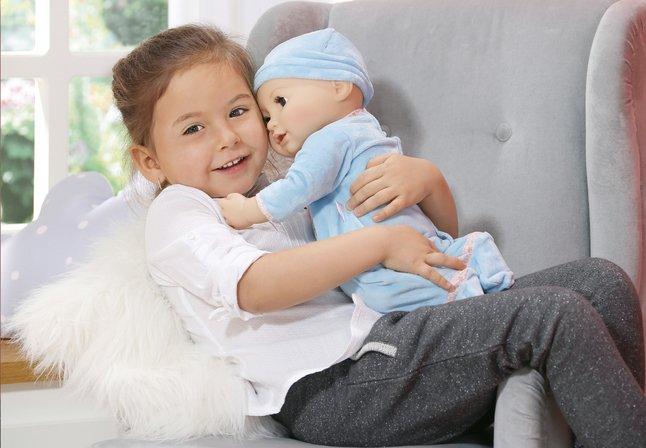 Baby Annabell poupée souple Frère   ColliShop c767c3c226e