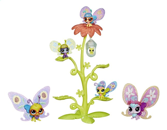 Afbeelding van Speelset Littlest PetShop Fancy Flutters from ColliShop