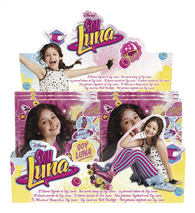 Image pour Disney Soy Luna Journal intime à partir de ColliShop