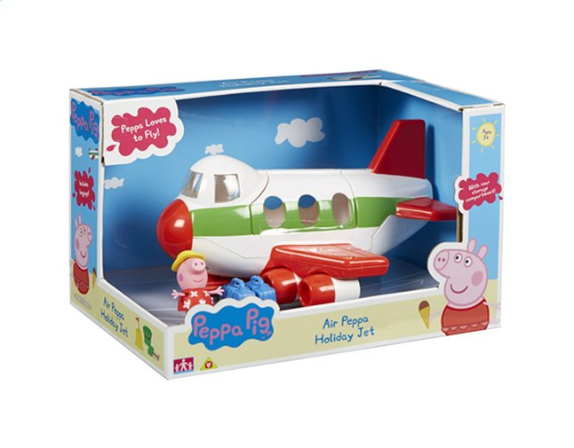 Image pour Set de jeu Peppa Pig avion à partir de ColliShop