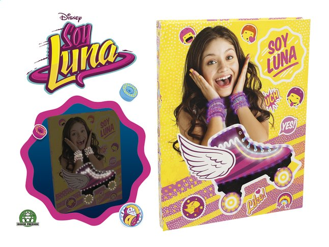 Afbeelding van Dagboek Disney Soy Luna from ColliShop