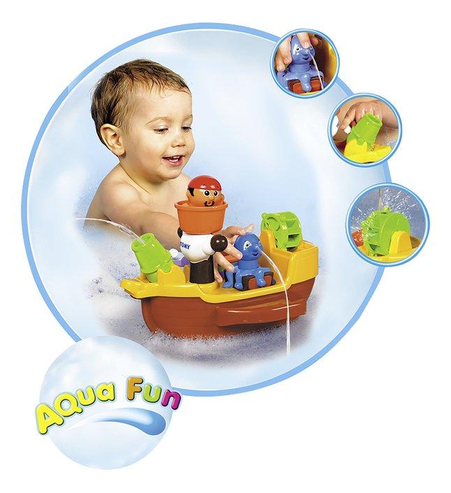 Image pour Tomy Jouet de bain Pirat'eau à partir de ColliShop