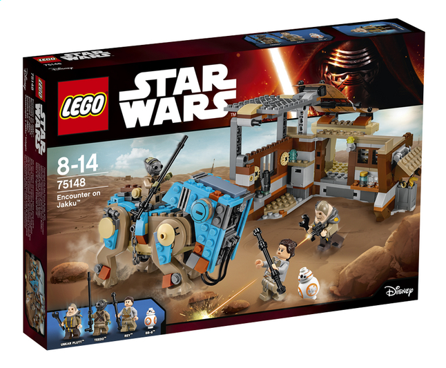 Afbeelding van LEGO Star Wars 75148 Encounter on Jakku from ColliShop