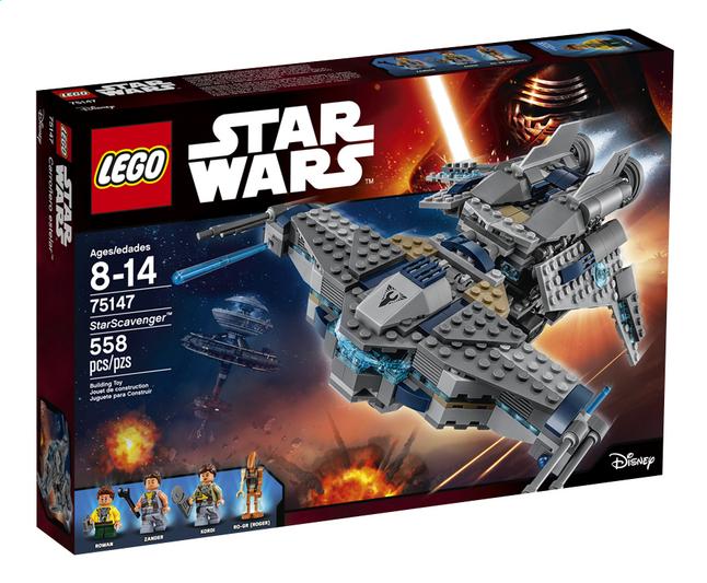 Afbeelding van LEGO Star Wars 75147 StarScavenger from ColliShop
