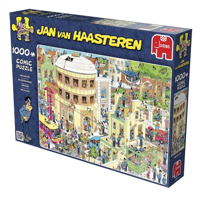 Image pour Jumbo puzzle Jan Van Haasteren L'évasion à partir de ColliShop