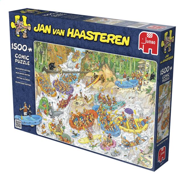Image pour Jumbo puzzle Jan Van Haasteren Rafting extrême à partir de ColliShop