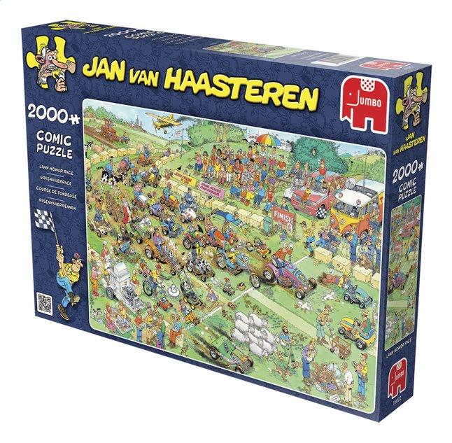 Image pour Jumbo puzzle Jan Van Haasteren Course de tondeuse à partir de ColliShop