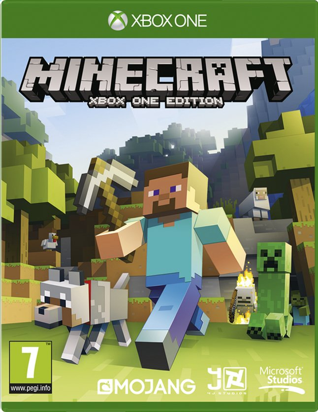Afbeelding van XBOX One Minecraft ENG from ColliShop