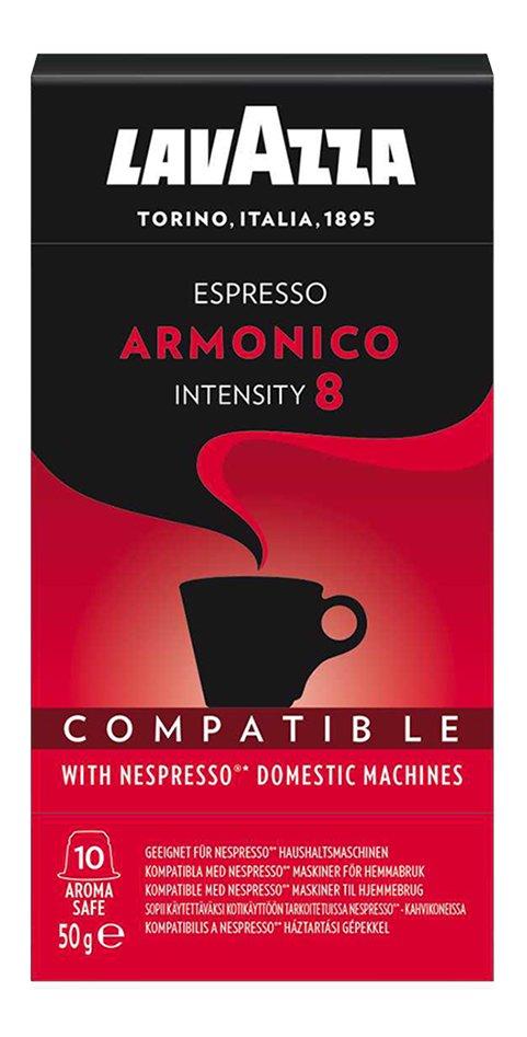 LavAzza Capsules espresso armonico - 10 boites