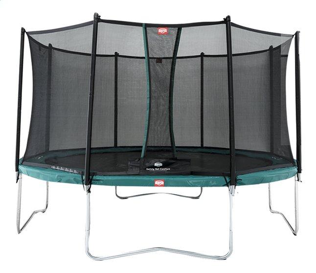 Afbeelding van Berg trampolineset Favorit Ø 3,30 m Green from ColliShop