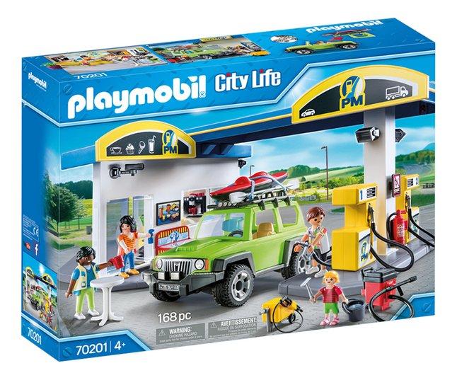 PLAYMOBIL City Life 70201 Station service