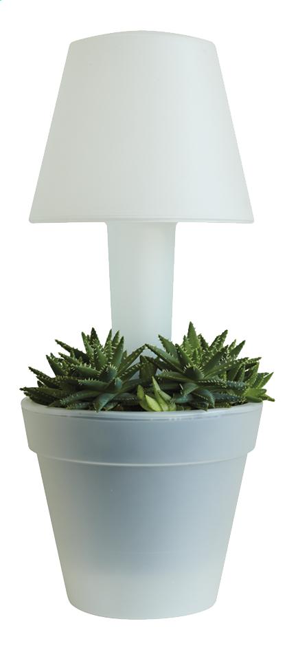 Afbeelding van Elho bloempot Loft LED light transparant from ColliShop
