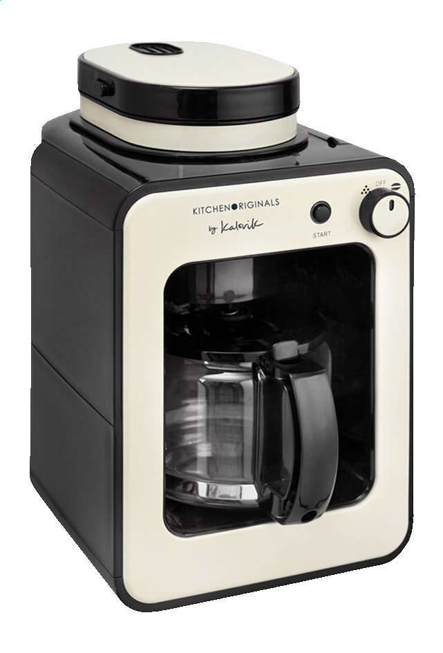 Afbeelding van Kitchen Originals koffiezetapparaat Combi TKG CCG 1001 KTO from ColliShop