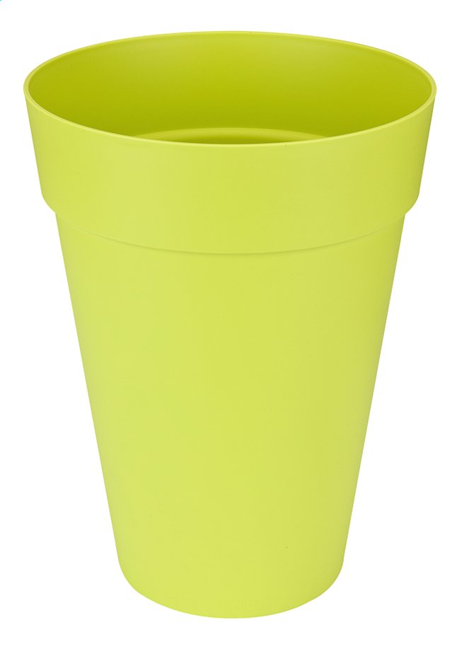 Image pour Elho pot Loft Urban round high lime diamètre 42 cm à partir de ColliShop