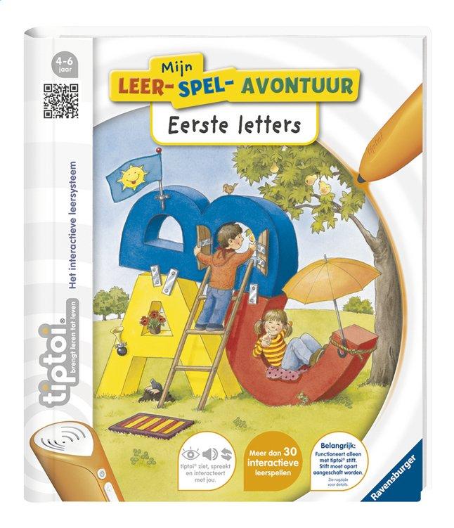 Image pour Ravensburger Tiptoi Mijn leer-spel-avontuur Eerste letters NL à partir de ColliShop