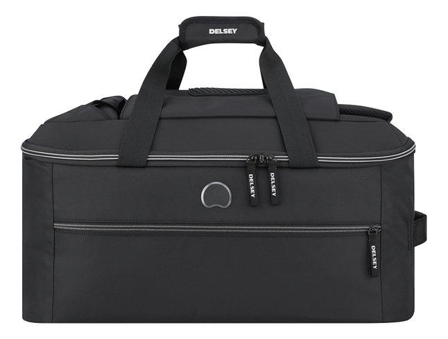 Image pour Delsey sac à dos cabine Tramontane noir 55 cm à partir de ColliShop