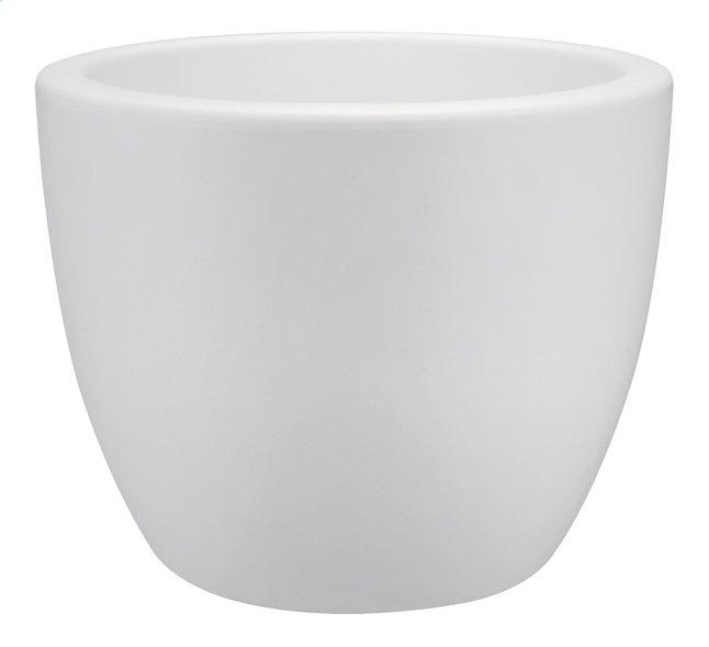 Image pour Elho pot Pure Soft round white diamètre 30 cm à partir de ColliShop