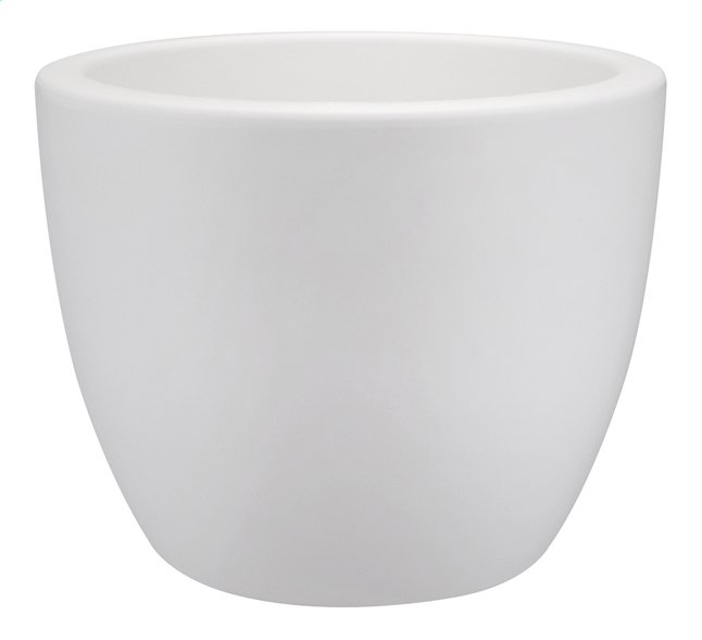 Afbeelding van Elho bloempot Pure Soft round white diameter 30 cm from ColliShop