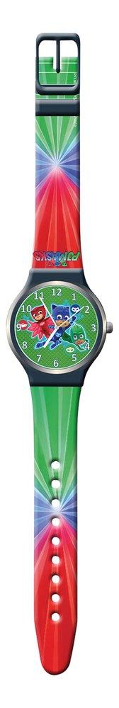 Afbeelding van Horloge PJ Masks in tinnen doosje groen from ColliShop
