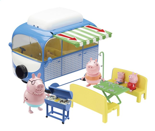 Afbeelding van Speelset Peppa Pig Camper from ColliShop