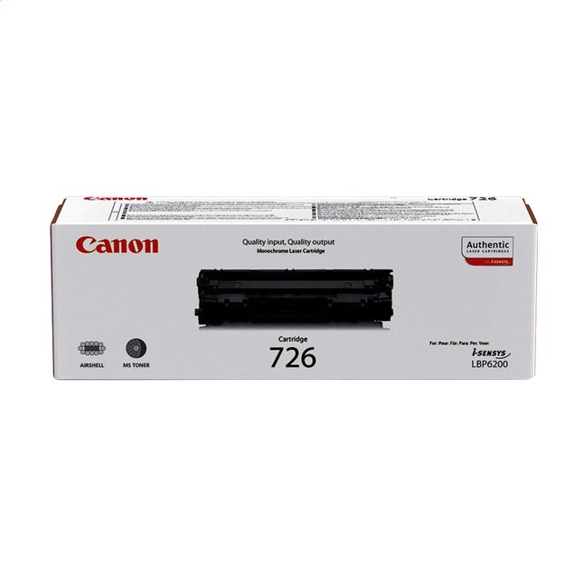 Image pour Canon toner CRG 726 noir à partir de ColliShop