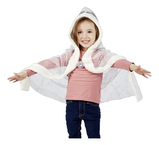 DreamLand prinsessencape wit