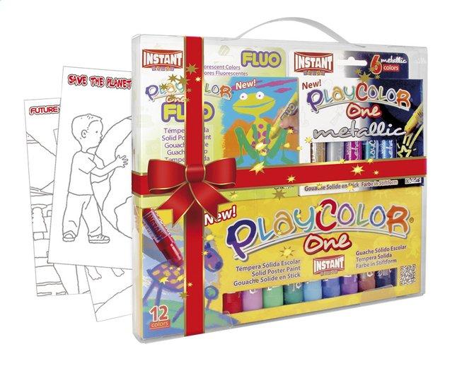 Image pour Instant gouache en stick Coffret Playcolor One à partir de ColliShop
