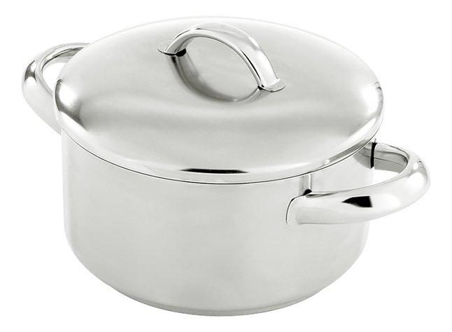 Image pour Demeyere casserole Athena 16 cm - 1,5 l à partir de ColliShop
