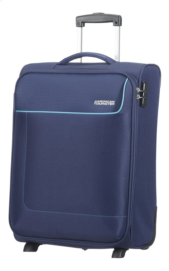 Image pour American Tourister Valise souple Funshine Upright orion blue 55 cm à partir de ColliShop