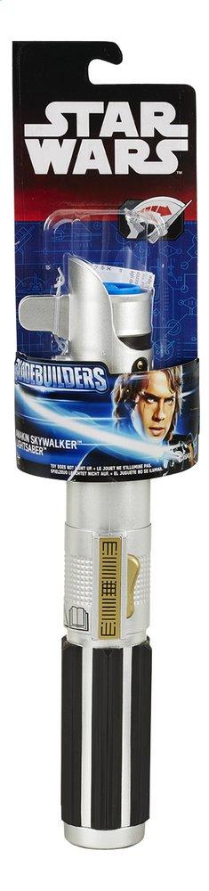 Image pour Sabre laser Star Wars Bladebuilders Anakin Skywalker à partir de ColliShop