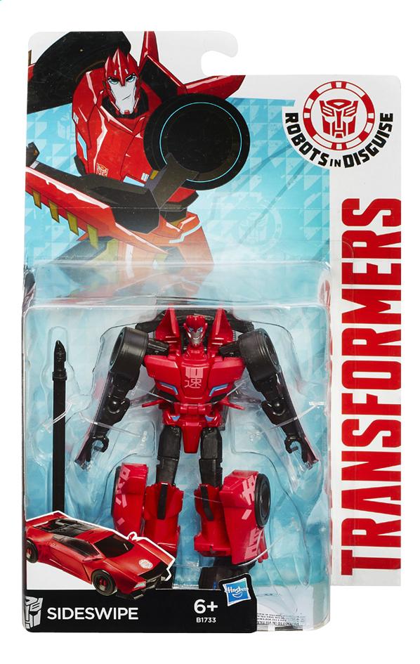 Image pour Figurine Transformers Robots in Disguise Deluxe Sideswipe à partir de ColliShop
