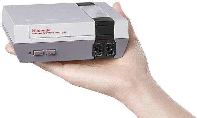 Afbeelding van Nintendo console Classic Mini Nes from ColliShop