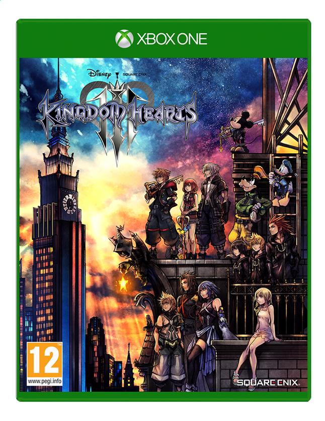 Image pour Xbox One Kingdom Hearts III FR/NL à partir de ColliShop