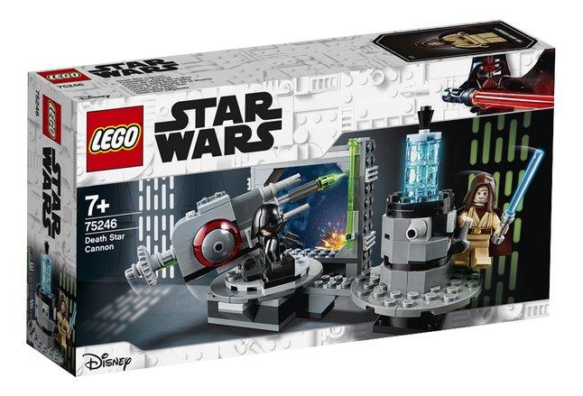 Image pour LEGO Star Wars 75246 Le canon de l'Étoile de la Mort à partir de ColliShop