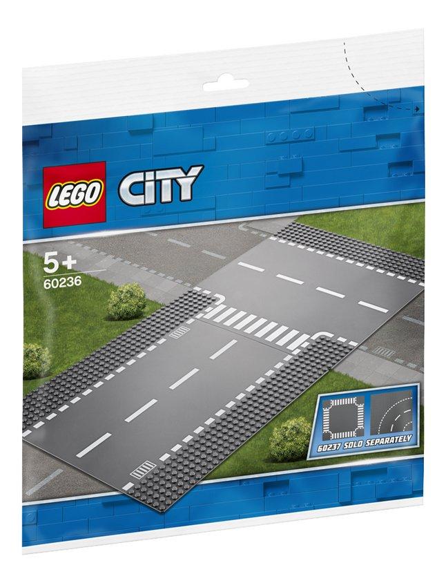 LEGO City 60236 Droite et intersection