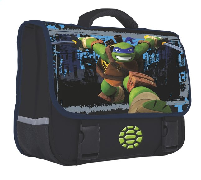 Image pour Cartable Les Tortues Ninja 39 cm à partir de ColliShop