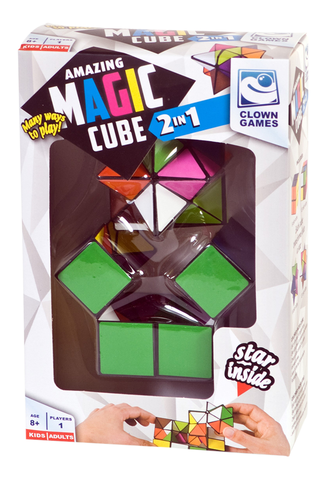 Magic Cube 2-in-1