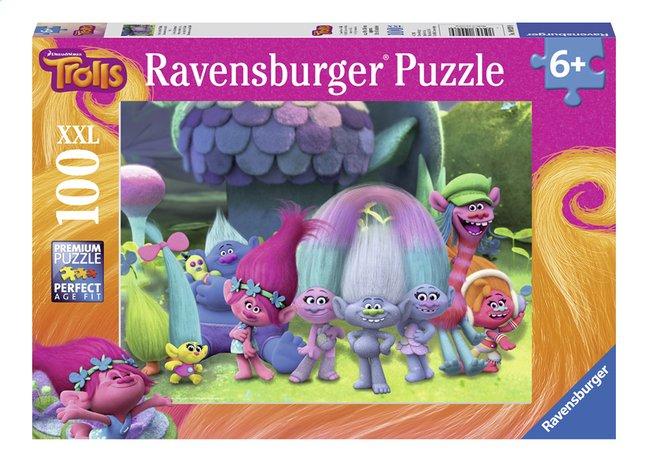 Image pour Ravensburger puzzle Trolls Amuse-toi avec les Trolls à partir de ColliShop