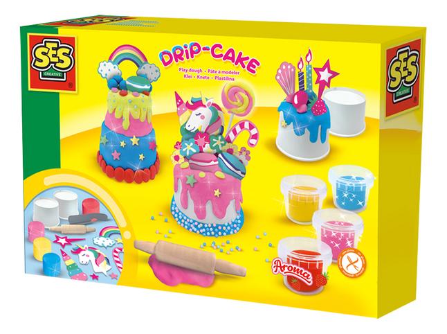 SES pâte à modeler - Gâteaux à décorer