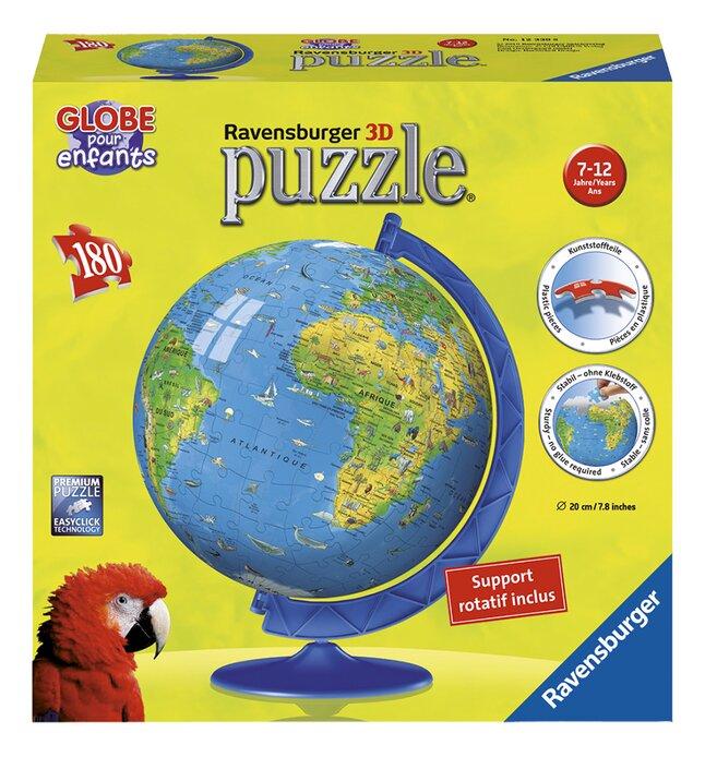 Image pour Ravensburger puzzleball XXL Mappemonde à partir de ColliShop