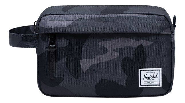 Image pour Herschel trousse de toilette Chapter Night Camo à partir de ColliShop