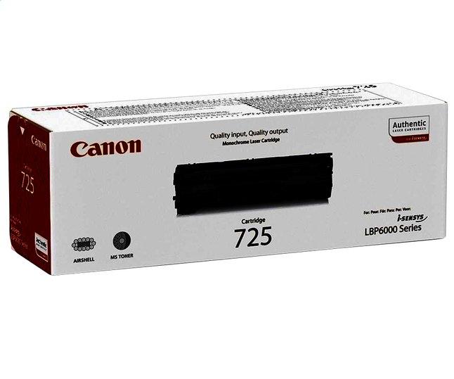 Afbeelding van Canon Toner CRG 725 zwart from ColliShop