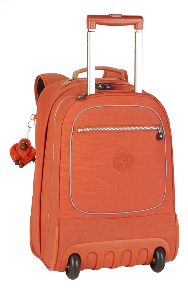 Afbeelding van Kipling trolley-rugzak Clas Soobin L Sugar Orange C from ColliShop