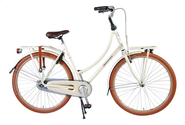 Image pour Salutoni citybike Excellent nacré 28
