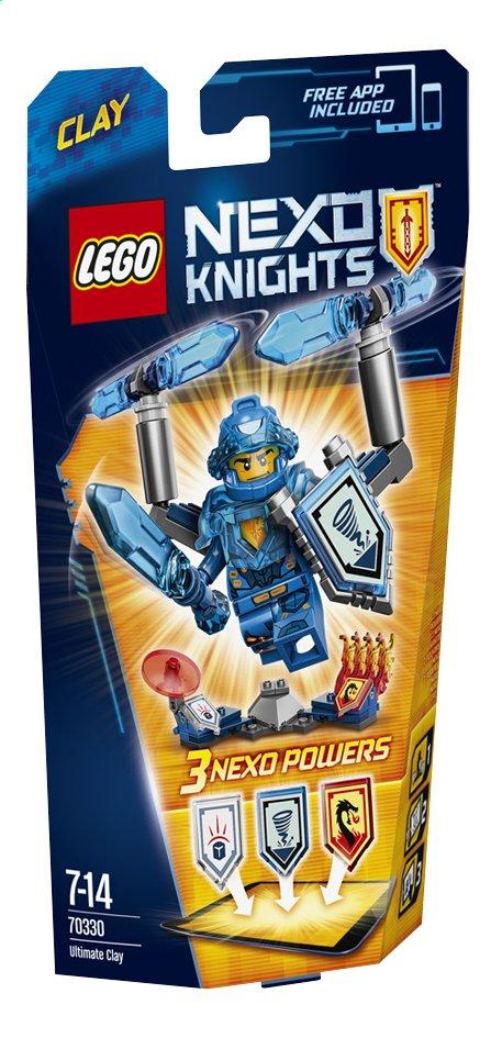 Image pour LEGO Nexo Knights 70330 Clay, l'ultime chevalier à partir de ColliShop
