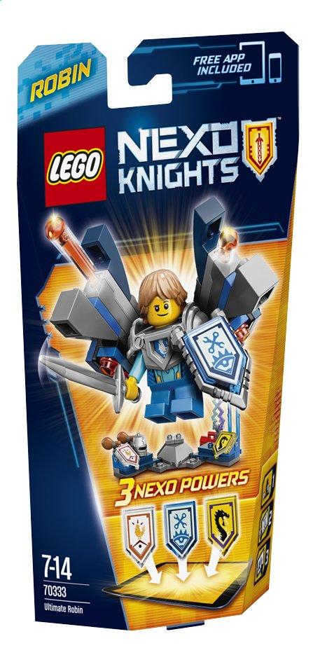 Afbeelding van LEGO Nexo Knights 70333 Ultimate Robin from ColliShop